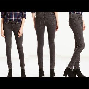 Levi's 711 skinny jeans NWT